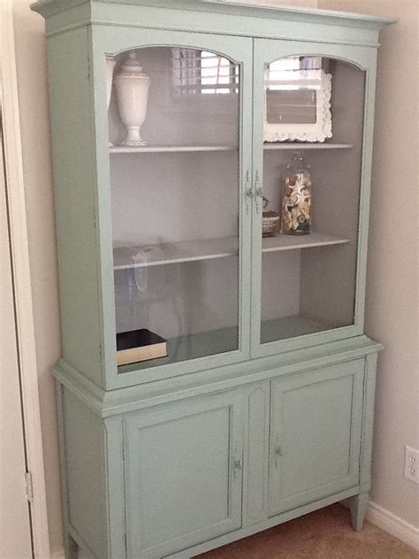 annie sloan duck egg blue painted kitchen cabinets 162 best ascp cabinets hutch combos images on pinterest