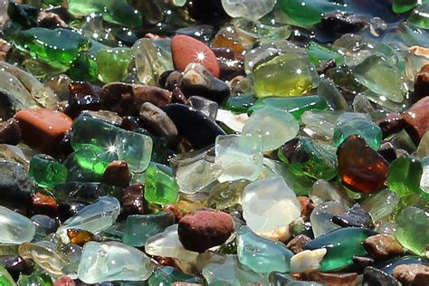 russian glass beach glass beach soviet dumping site becomes unlikely tourist