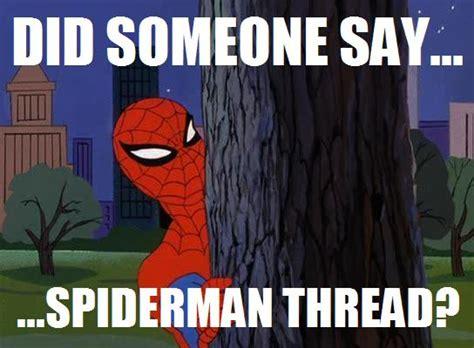 Spiderman Gay Meme - spiderman thread