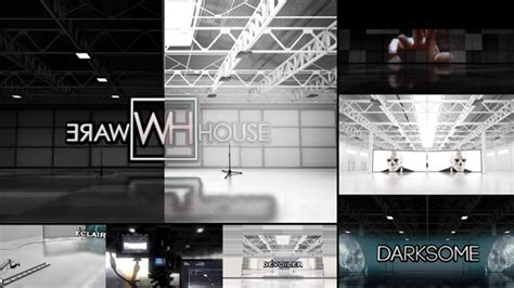 warehouse template nulled download
