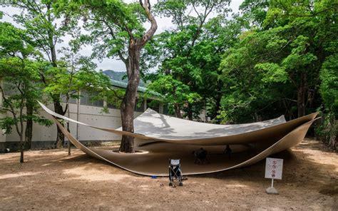Ryue Nishizawa by Captivating Fukita Pavilion By Ryue Nishizawa That