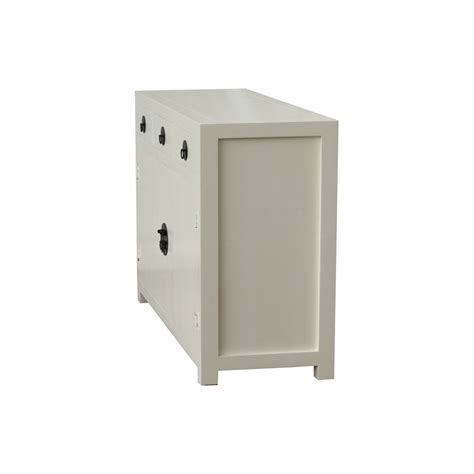 Console Cabinet With Drawers by Console Table 3 Drawers Buffet Small Cabinet Gd 385