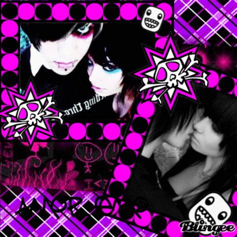 imagenes lindas de amor emo fotos animadas amor emo para compartir 118933299