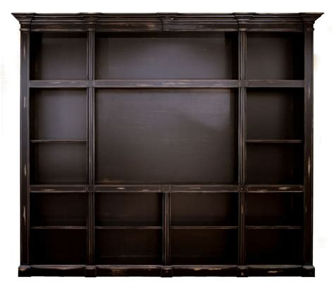 media bookshelves 2515 large custom made entertainment media center cabinet bookcase ebay