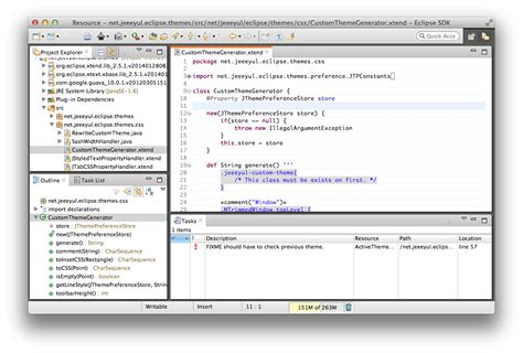 eclipse rcp themes how can i change eclipse theme stack overflow