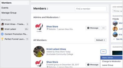 facebook celebrity page setup how to set up facebook groups for pages music lyrics zone