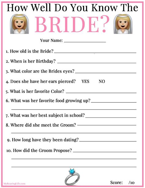 bridal shower questions how well do you the groom 3 53 best images about gymnastics on