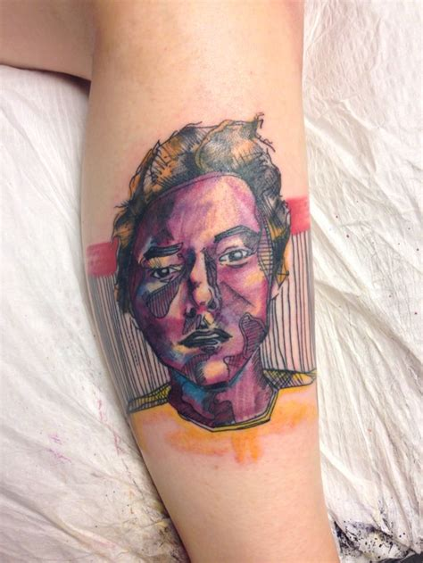 watercolor tattoos ri 42 best images about the front bottoms on pop