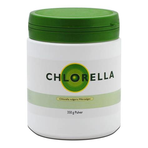 How Should I Detox With Chlorella Algeee by Algomed Chlorella Powder Made From 100 Algae