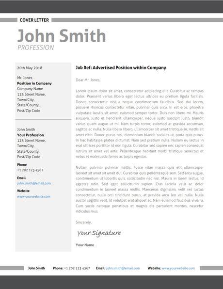 modern gray resume template make modern resume template cover letter portfolio