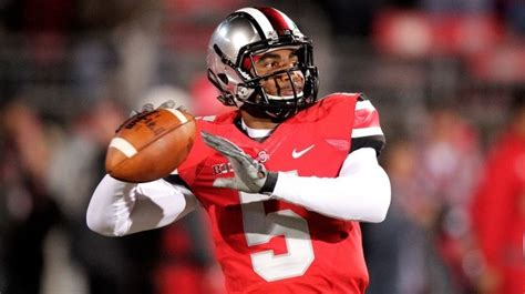 ohio state football student section where will braxton miller play in 2015 the student section