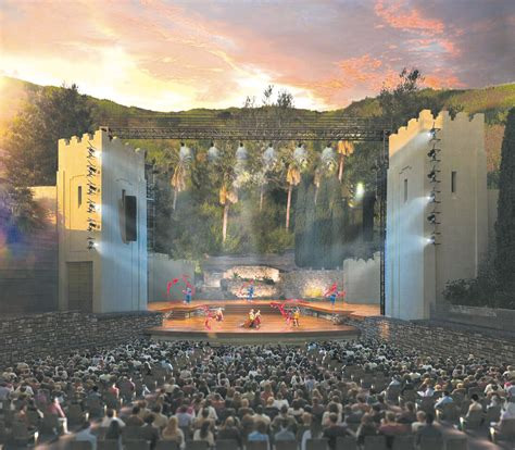 ford theater los angeles hitheatre update may include new hiking trail park