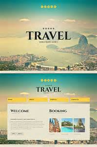 template 43703 travel agency website template