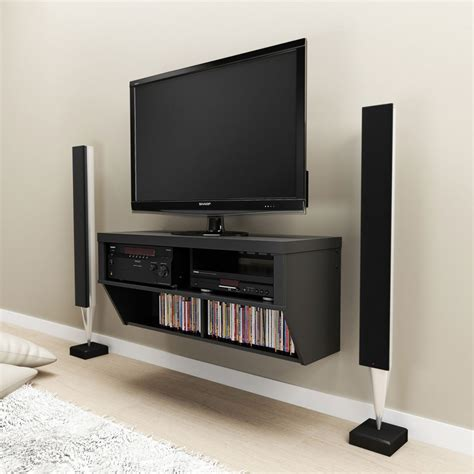 wall tv flat screen tv wall cabinets offering space saving
