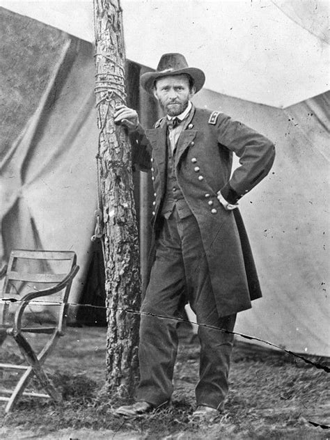 ulysses s grant lincoln the civil war