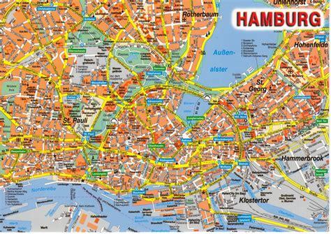 hamburg karte hamburg map size