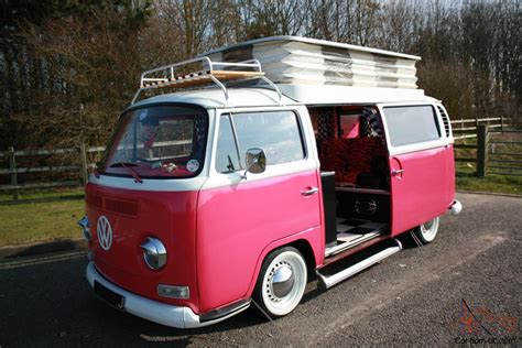 VW Early Bay, 1971 Camper Van