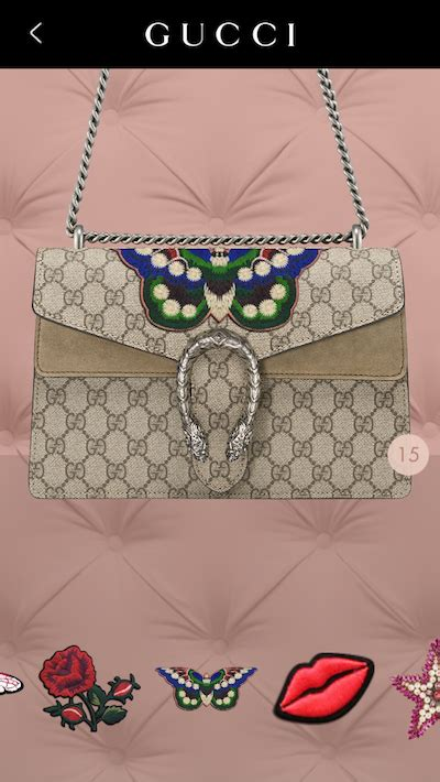 Gucci Gamis luxury daily