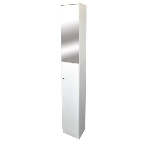 tall white gloss bathroom cabinet stunning tall mirrored bathroom cabinet bathroom white