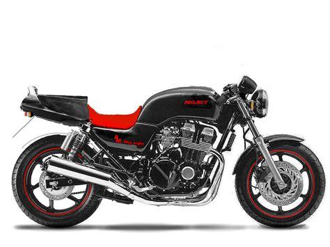 1 Oder 4 Zylinder Motorrad by Honda 187 Project 58 Caferacer Forum De