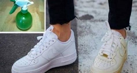 A Simple Trick To Make - use this simple trick to clean your white shoes and