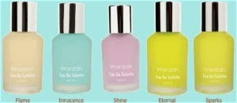 Eau De Parfum Wardah indah punya review parfum mist dan eau de