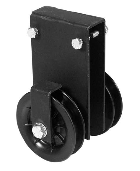 pulley curtain systems 4203b bl live end pulley automatic devices company