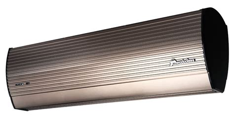 Commercial Air Curtain Doors - commercial electric heated air curtains residential air