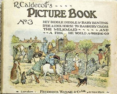 randolph caldecott picture books editions of randolph caldecott s picture books