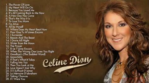 Download Mp3 Full Album Celine Dion | celine dion greatest hits full album new 2017 the best