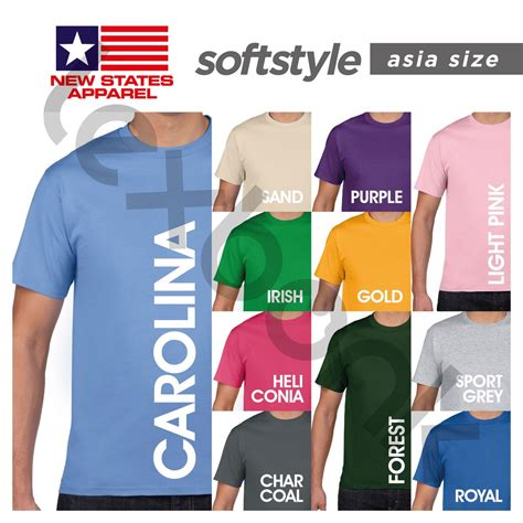 Kaos Gildan Damn I Futsal kaos polos softstyle new states apparel original mirip