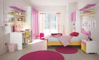 Girls Room Design Stylish Girls Pink Bedrooms Ideas