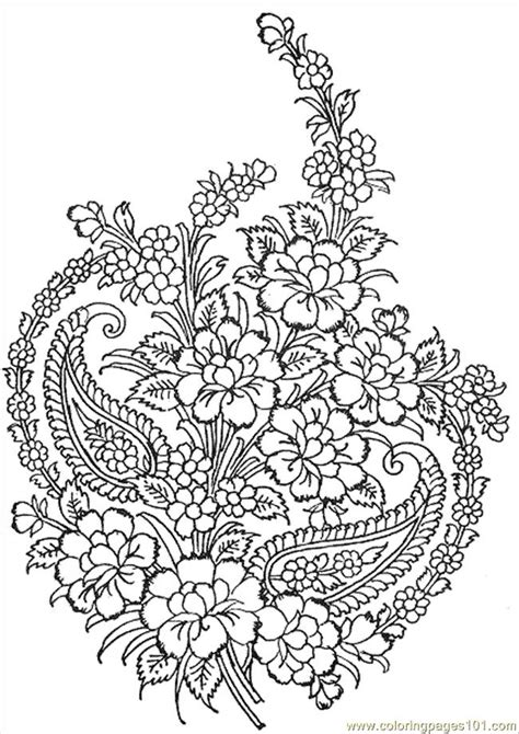 coloring book pages pinterest free printable flower bouquet coloring pages 49 free