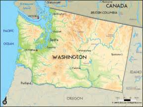 washington map washington map usa