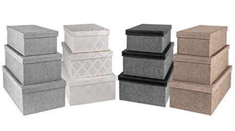 creative scents storage box set 3 pcs sand dunes