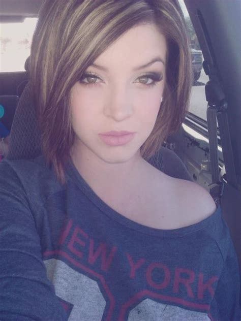 how to cut my hair like samantha mohr 207 best images about hair on pinterest bobs color for