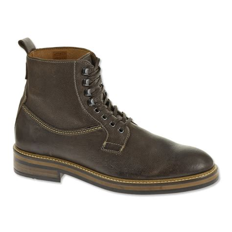 wolverine 6 quot leather lace up boots wolverine 174 ramon