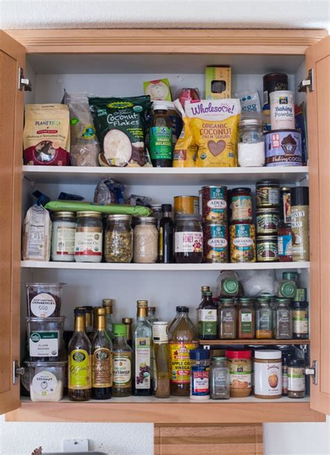 Healthful Pantry by How To Stock A Healthy Pantry Thyme For Health