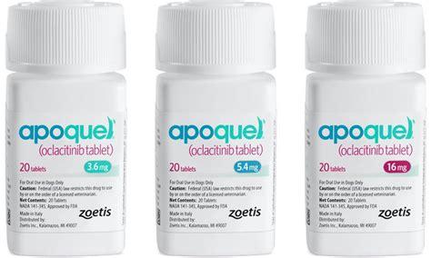 allergy medicine apoquel apoquel should i use it in my allergic pruritic dogs vetgirl veterinary ce