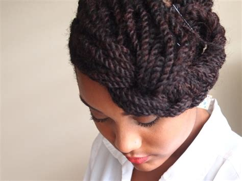 best hair for kinky twist the chic kinky twists hair best medium hairstyle