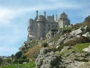 Castle Rock Floor Plans The Seldom Seen Side Of St Michael S Mount Cornish