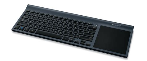 Keyboard Wireless Touchpad logitech tk820 wireless all in one keyboard with built in