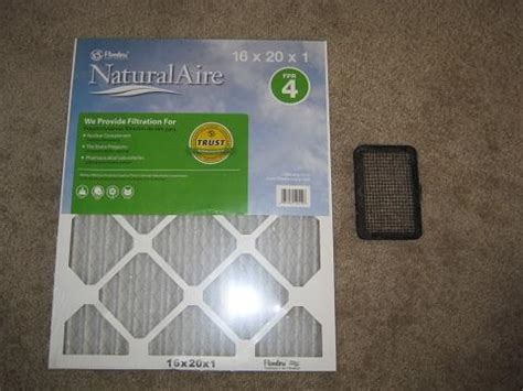 cabin air filter make your own for 4 pelican parts