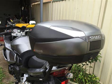 Box Shad Sh48 Carbon shad sh48 top box