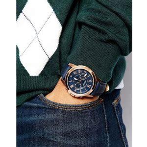 Jam Tangan Original Fossil Fs5060 jam tangan original fossil grant chronograph leather