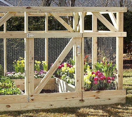 ana white garden enclosure built  home depot garden