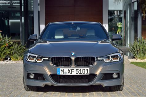 bmw headlights 3 series 2015 bmw 3 series facelift exterior and interior changes