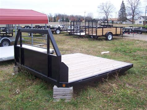 steel flatbed truck beds ge aluminum truck beds eds auto inc union city mi