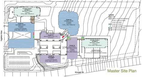 Popular Floor Plans 622 5 million expansion and upgrade of burnaby hospital