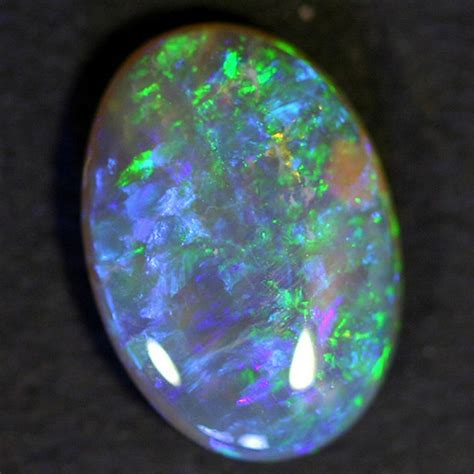 Opal Green blue green opal 1 55ct